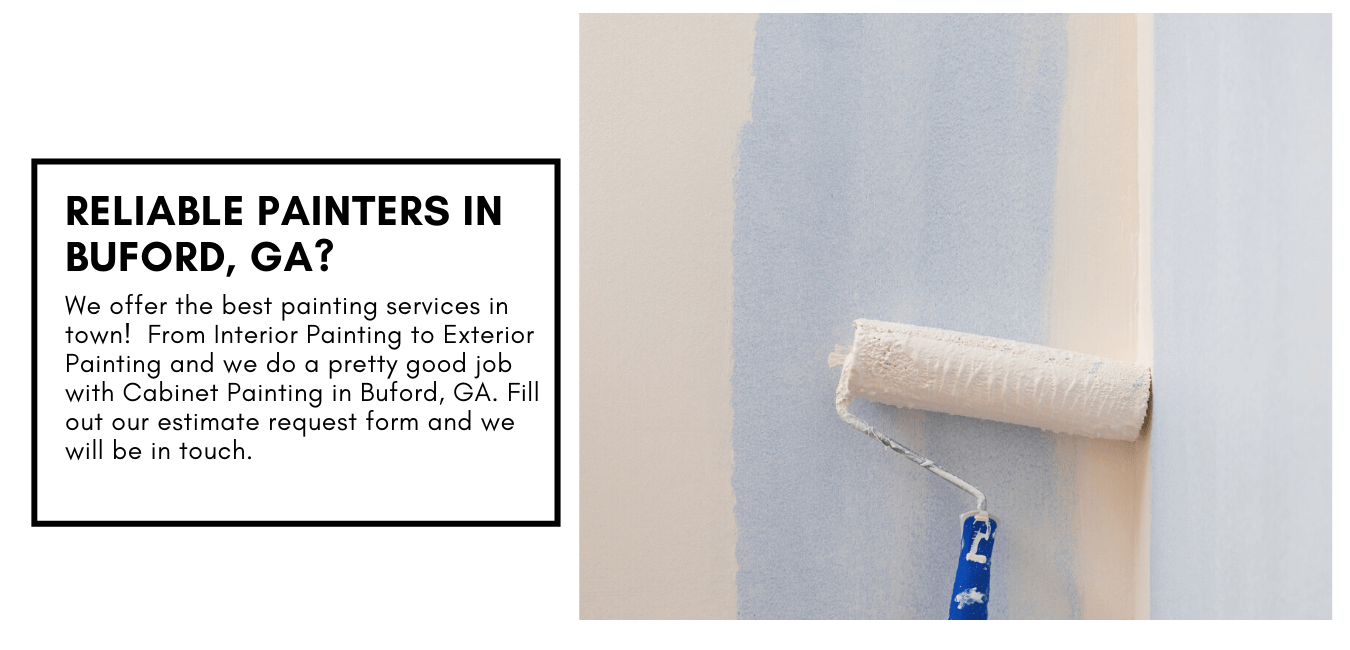 House Painters In Buford GA