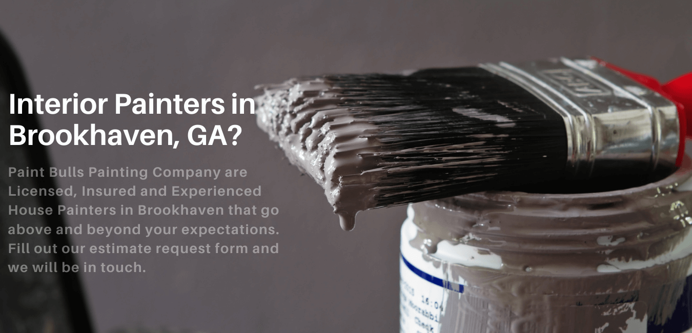 House Painters in Brookhaven GA