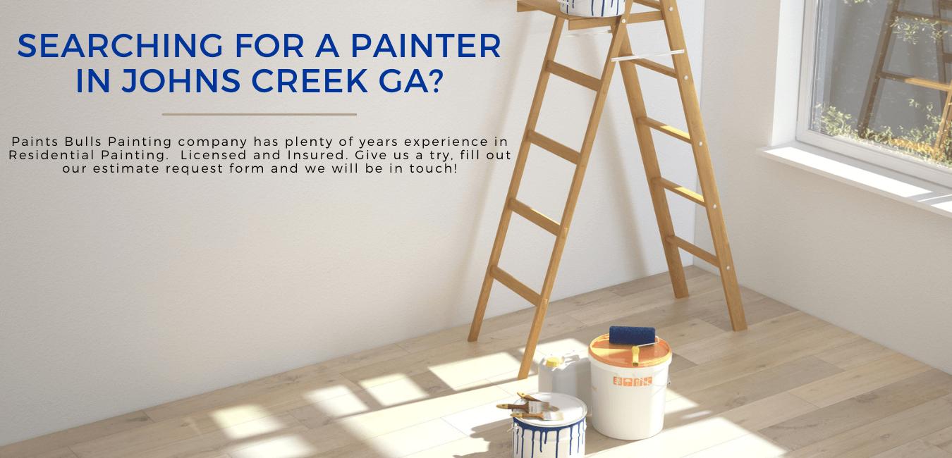 House Painters In Johns Creek GA