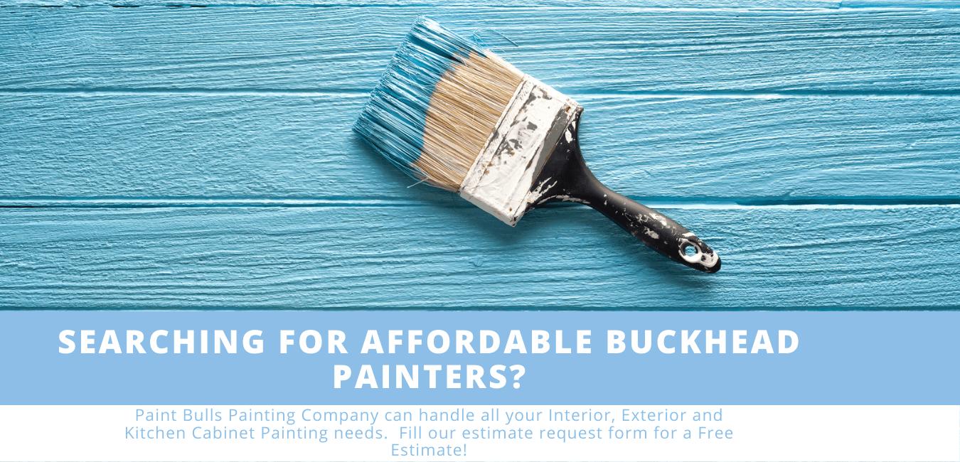 House Painters In Buckhead GA