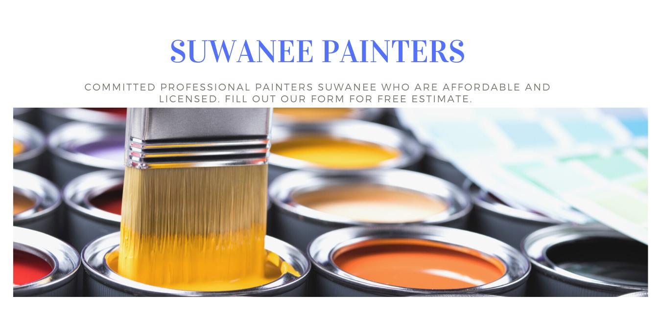 House Painters in Suwanee GA