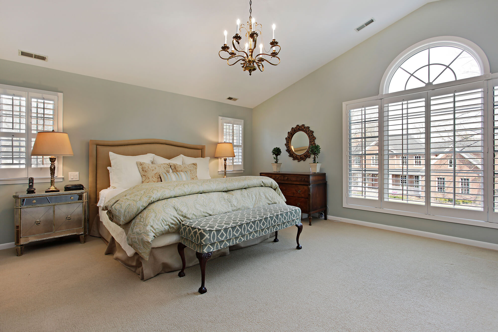 Bedroom Painting Services