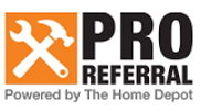 Home Depot Refers to us for painting jobs in duluth,ga